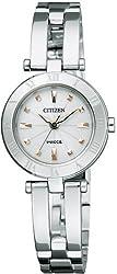 [シチズン]CITIZEN 腕時計 wicca ウィッカ Wicca ウィッカ Eco-Drive エコ・ドライブ ハーフバングル C NA15-1572 レディース