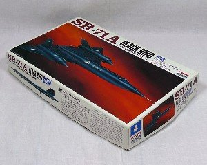 1/144 SR72Aシリーズ SR-71A レコン