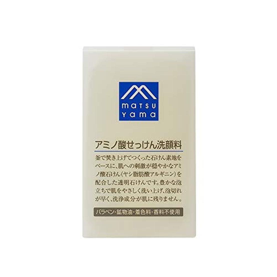 ロビーソファーバウンスMマーク(M-mark) アミノ酸せっけん洗顔料 90g