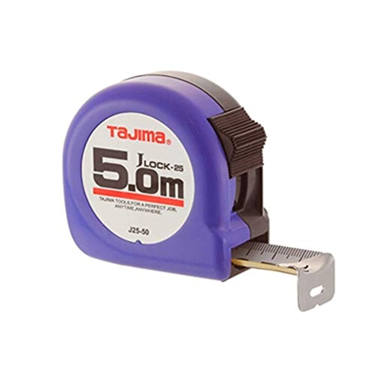 出力騒ぎ軌道KYK スチール製テープ幅25 Mm、長さ5 M (Color : Purple, Size : 5m)