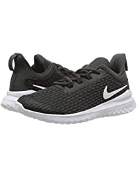 [NIKE(ナイキ)] キッズスニーカー?スケートシューズ?靴 Rival (Little Kid) Black/White/Anthracite 12.5 Little Kid (19cm) M