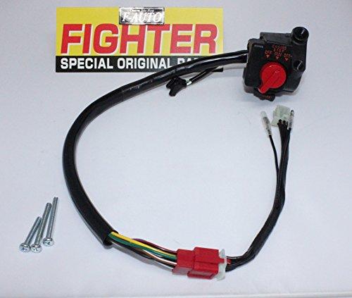 CBXスタータースイッチBOX2点セット XJR4004HM用 CBX400F FIGHTER