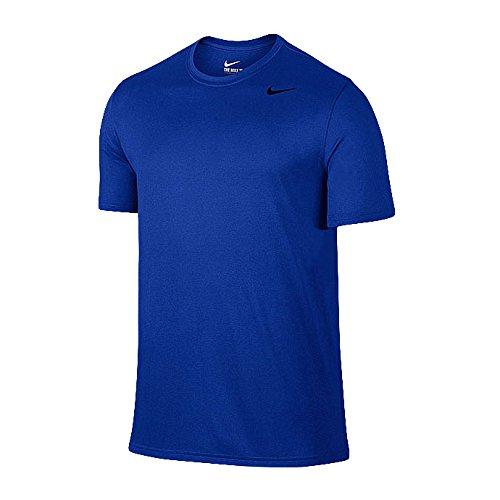 ナイキ(NIKE) メンズ ドライフィット レジェンド 半袖 Tシャツ 718834 1604 紳士 男性 480(Gブルー×ブラック) 2XL