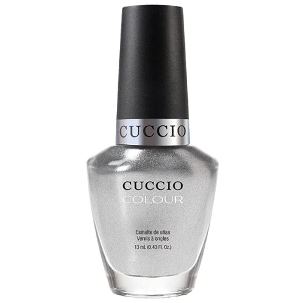 マークダウン罪人文庫本Cuccio Colour Gloss Lacquer - Hong Kong Harbor - 0.43oz / 13ml
