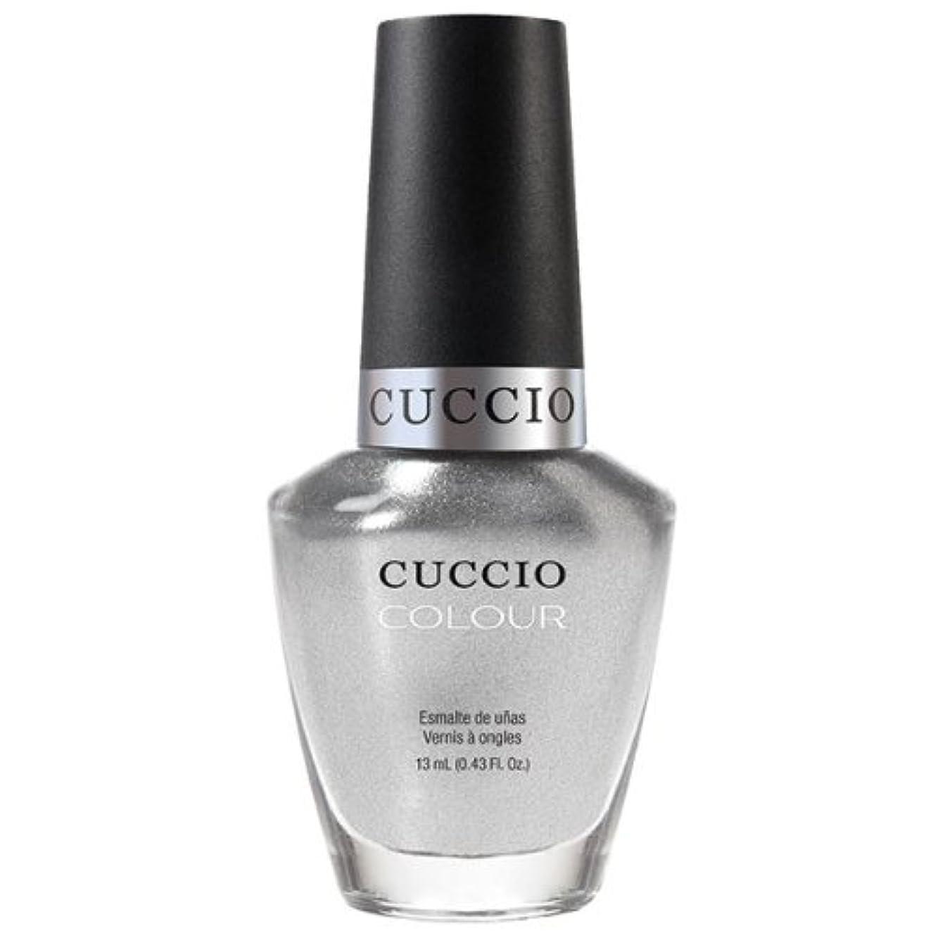 束ねるホイール季節Cuccio Colour Gloss Lacquer - Hong Kong Harbor - 0.43oz / 13ml