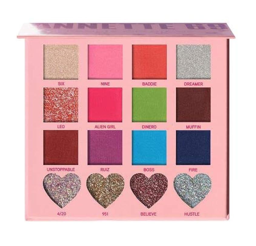 政府やむを得ない対話(6 Pack) BEAUTY CREATIONS x Annette 69 Eyeshadow Palette (並行輸入品)