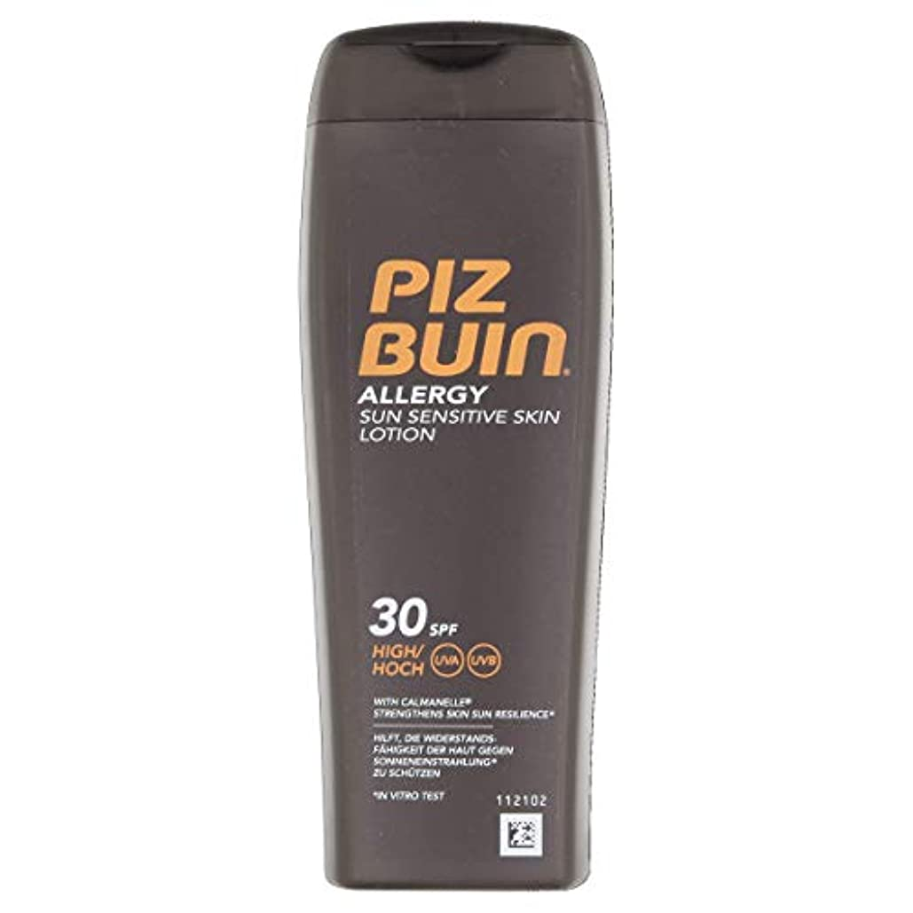 歩行者学期復活するPiz Buin Allergy Lotion SPF 30 High 200ml