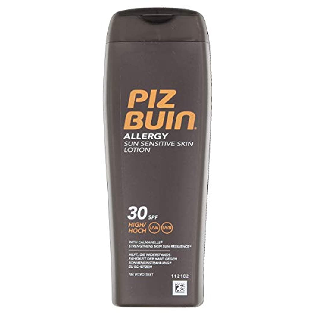 百年差し引く放牧するPiz Buin Allergy Lotion SPF 30 High 200ml