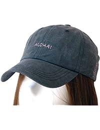 cf9152427bf215 キャップ ALOHA 帽子 レディース メンズ TRAX SHOP 春 夏 秋 UV ハット 紫外線 ...