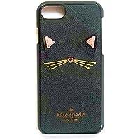 (ケイトスペード)katespade アウトレット iphone 7 ケース KATE SPADE WIRU0604(994) cat applique キャットアップリケiphone 7 カバー [並行輸入品]