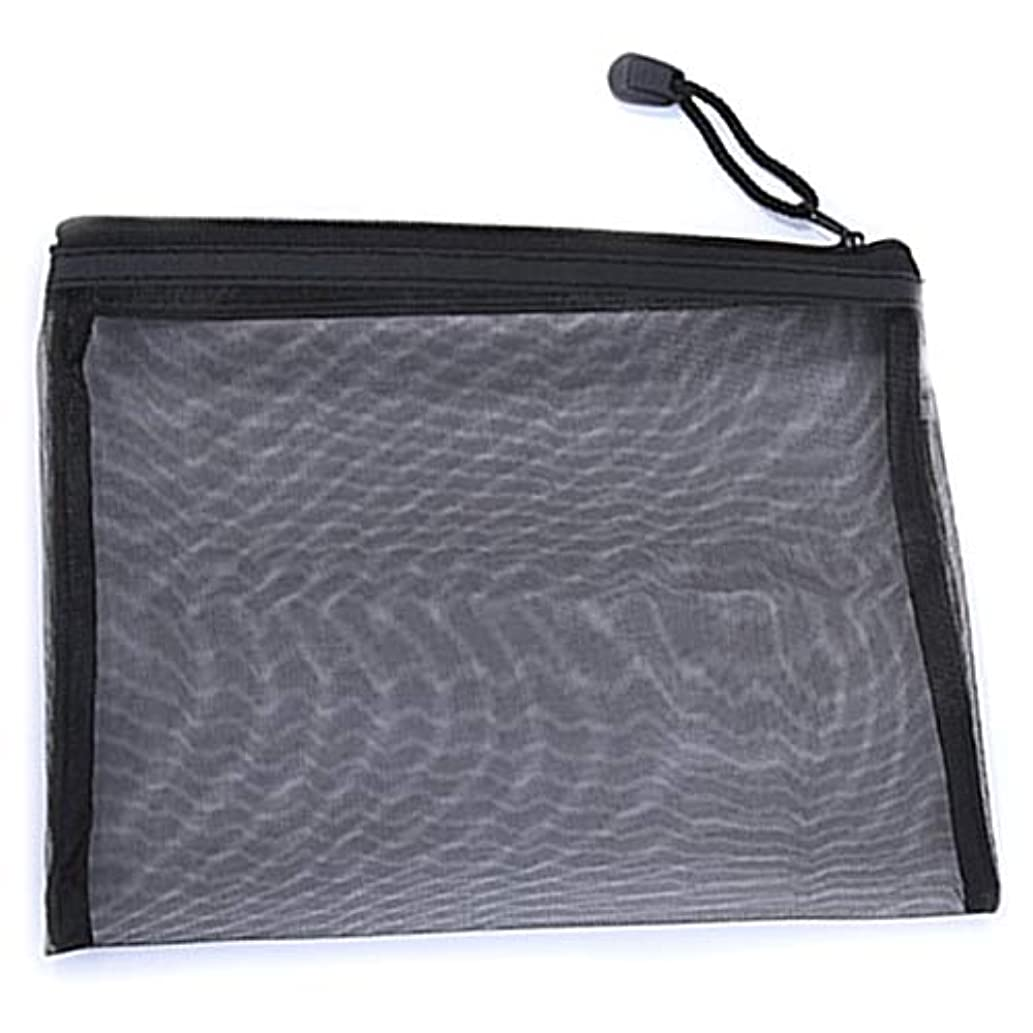 Semoic カジュアル旅行化粧品バッグ ニュートラル ジッパー メイクアップ透明化粧ケース オーガナイザー 収納ポーチ トイレタリー美容ウォッシュ キット バッグ