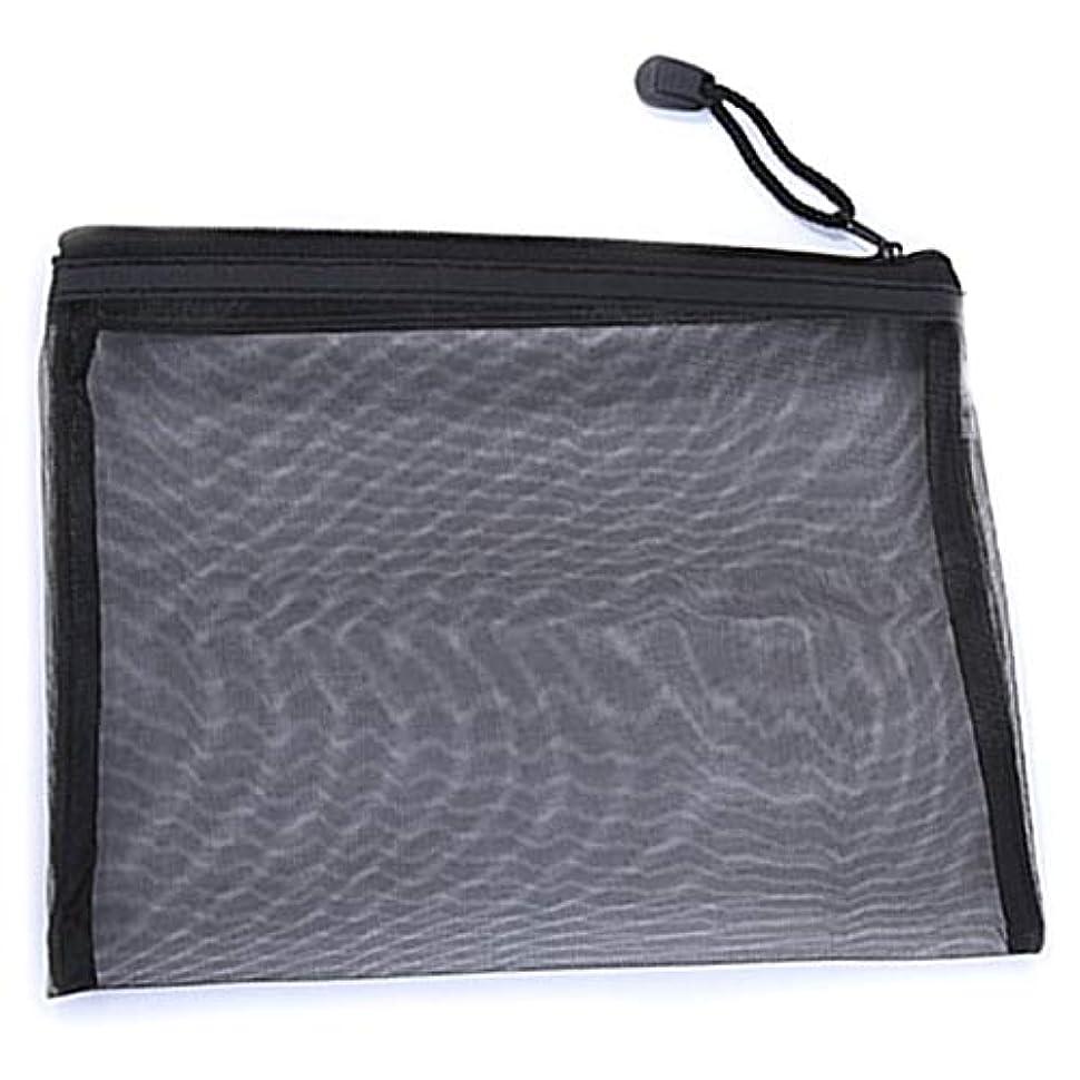以来サーマル注目すべきSemoic カジュアル旅行化粧品バッグ ニュートラル ジッパー メイクアップ透明化粧ケース オーガナイザー 収納ポーチ トイレタリー美容ウォッシュ キット バッグ