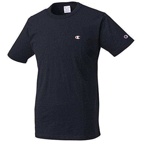 (チャンピオン)Champion Tシャツ C3-H359 090 ブラック M