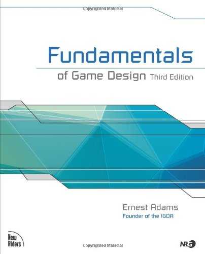 Download Fundamentals of Game Design (3rd Edition) 0321929675