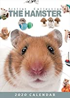 THEHAMSTER ハムスター 卓上カレンダー 2020 カレンダー 小動物 グッズ 動物 アニマル