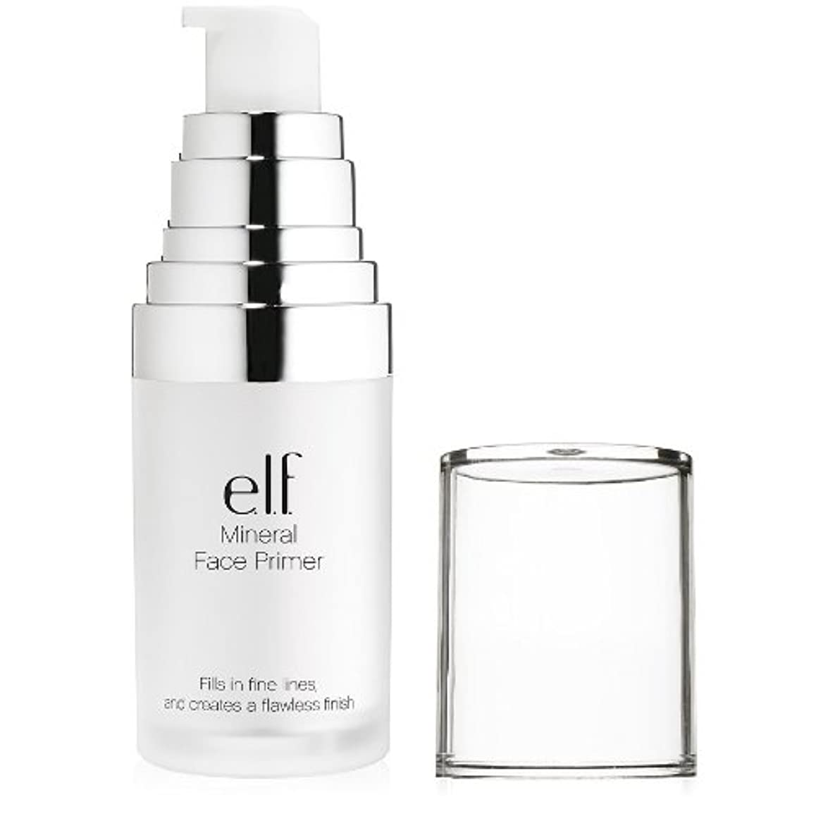 仲間、同僚ミネラル後世(6 Pack) e.l.f. Studio Mineral Infused Face Primer - Clear (並行輸入品)