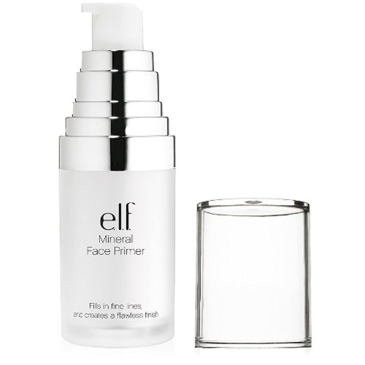 タックしっとり貸す(6 Pack) e.l.f. Studio Mineral Infused Face Primer - Clear (並行輸入品)