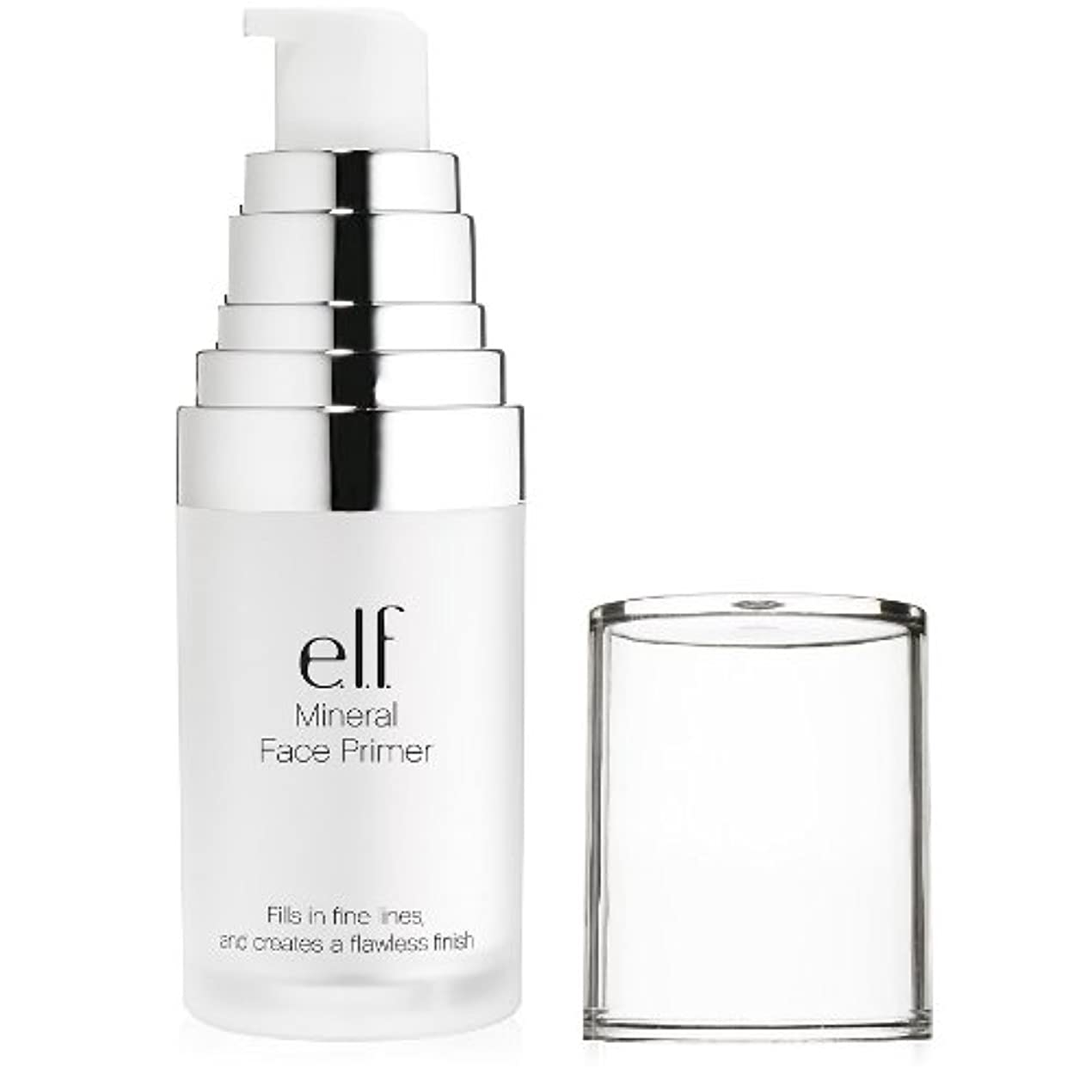 誇張アスリート乗り出す(3 Pack) e.l.f. Studio Mineral Infused Face Primer - Clear (並行輸入品)