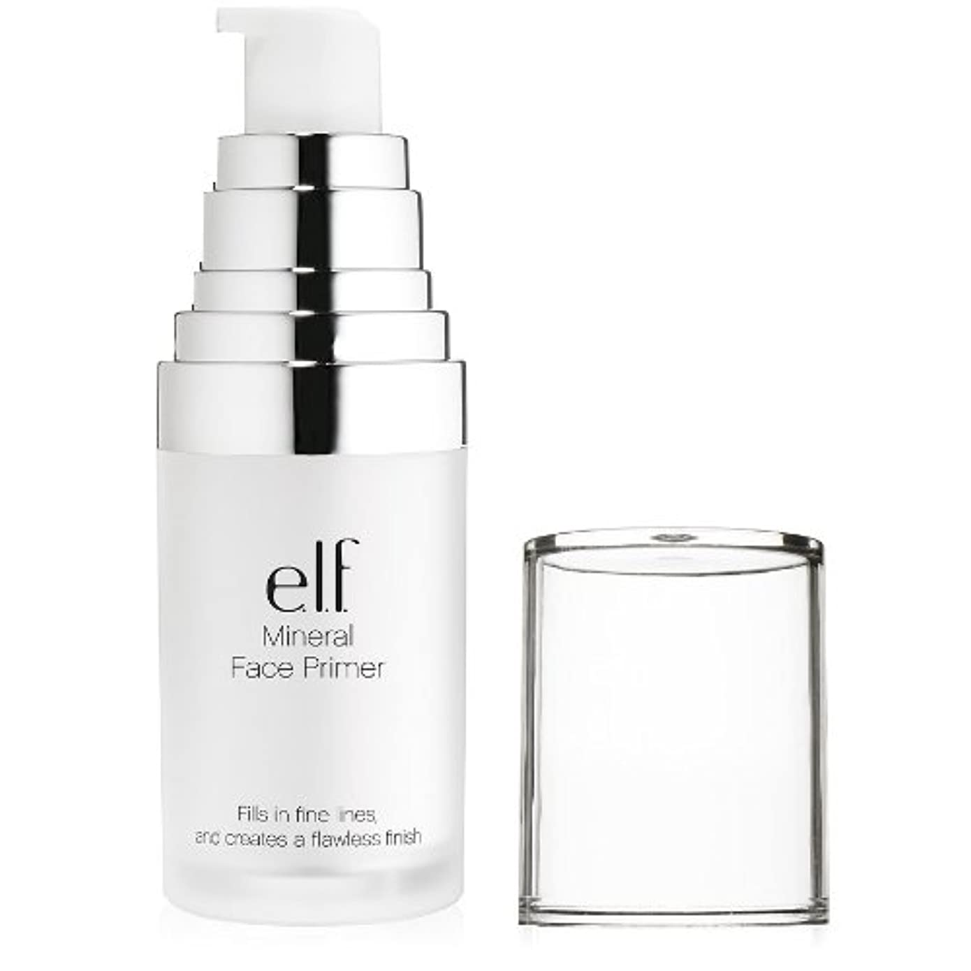 画家クリケット秘書(3 Pack) e.l.f. Studio Mineral Infused Face Primer - Clear (並行輸入品)
