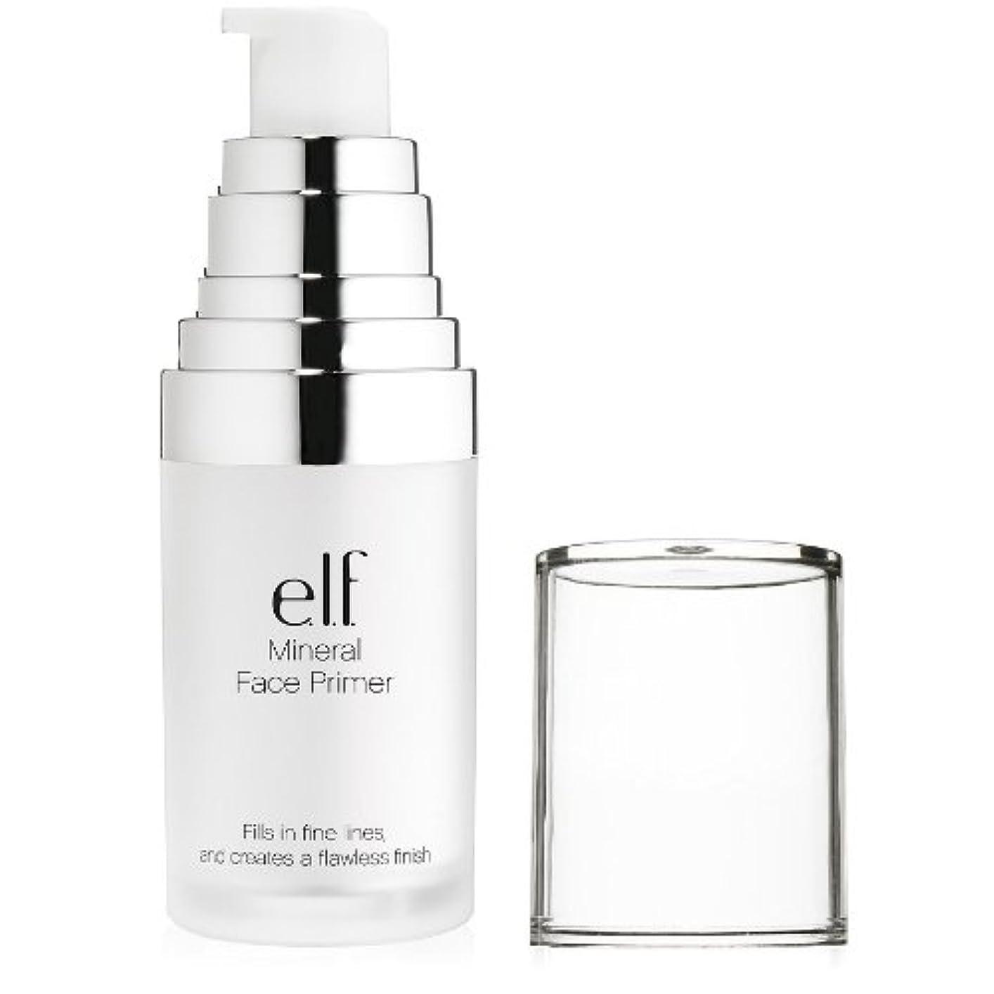 概念健康的報復e.l.f. Studio Mineral Infused Face Primer - EF83401 (並行輸入品)
