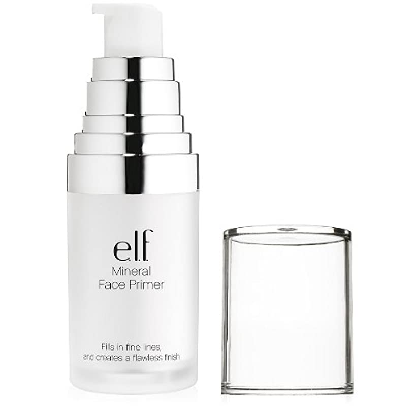 チーター放つオーバーヘッド(3 Pack) e.l.f. Studio Mineral Infused Face Primer - Clear (並行輸入品)