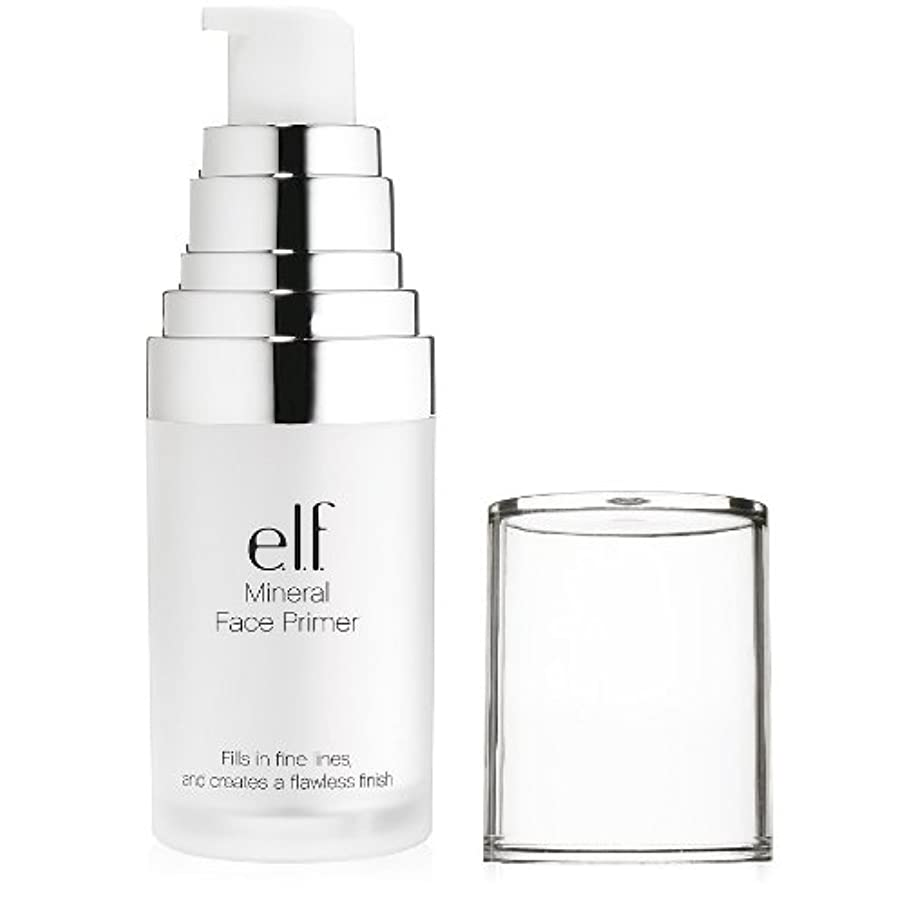 レイアウト嵐の管理者(6 Pack) e.l.f. Studio Mineral Infused Face Primer - Clear (並行輸入品)