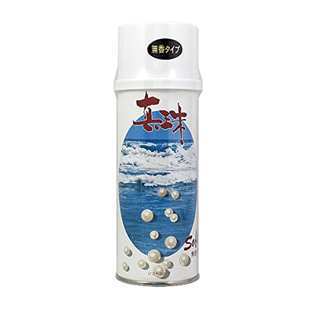 パッチお茶パンチナターシャ 真珠 スプレー レギュラー 無香タイプ ソフト 容量280g