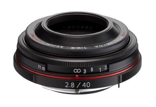HD PENTAX-DA 40mmF2.8 Limited ブラック