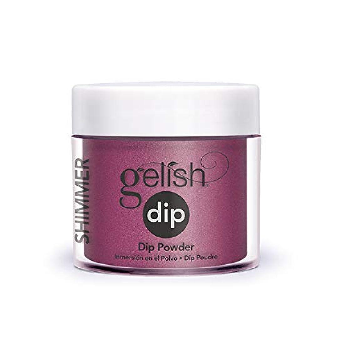 なる腹部中国Harmony Gelish - Acrylic Dip Powder - I'm So Hot - 23g / 0.8oz
