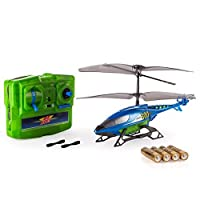 Air Hogs Axis 300x RC Helicopter With Batteries - Blue & Green 【You&Me】 [並行輸入品]
