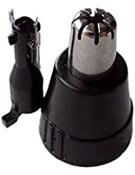 Hzjundasi 鼻毛カッターパーツ 内刃 外刃 替刃 耐用 高質量 for Panasonic 鼻毛カッター ER-GN30/-GN10