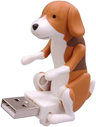 Humping Dog Brown ハンピングドッグ USB フィギュア