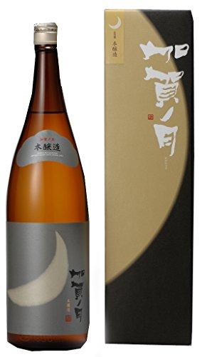 加越 加賀ノ月 三日月 本醸造 [ 日本酒 1800ml ] [ギフトBox入り]