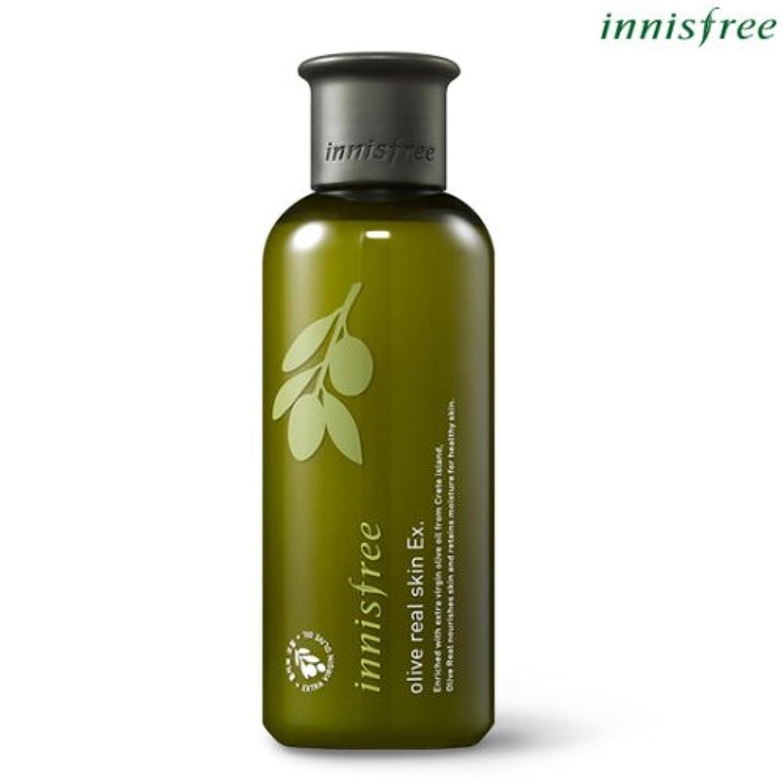 新鮮な変な退院[INNISFREE]イニスフリーオリーブリアルスキンEx.200ml olive real skin Ex.200ml [並行輸入品]