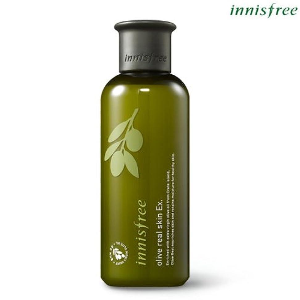 乙女第俳句[INNISFREE]イニスフリーオリーブリアルスキンEx.200ml olive real skin Ex.200ml [並行輸入品]