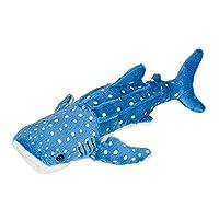 "11"" Whale Shark Pounce Pal Plush, Case of 6"