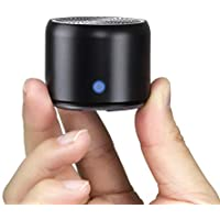 【改善版 旅行用EVAケース付き】EWA A106 ポータブル ミニ ワイヤレス Bluetooth スピーカー 【12…