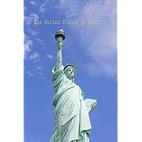【世界の観光地ポストカードAIR】「The United States of America」ニューヨーク 自由の女神 ハガキはがき絵葉書【限定販売】