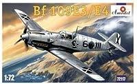 Messerschmitt Bf 109E - 3/ E - 4。re-release 1/ 72Amodel 72117