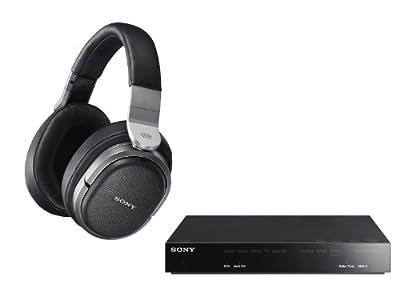 SONY 9.1chデジタルサラウンドヘッドホンシステム MDR-HW700DS