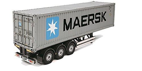 1/14 ビッグトラックシリーズ No.26 トレーラートラック用 40フィートコンテナ セミトレーラー 56326
