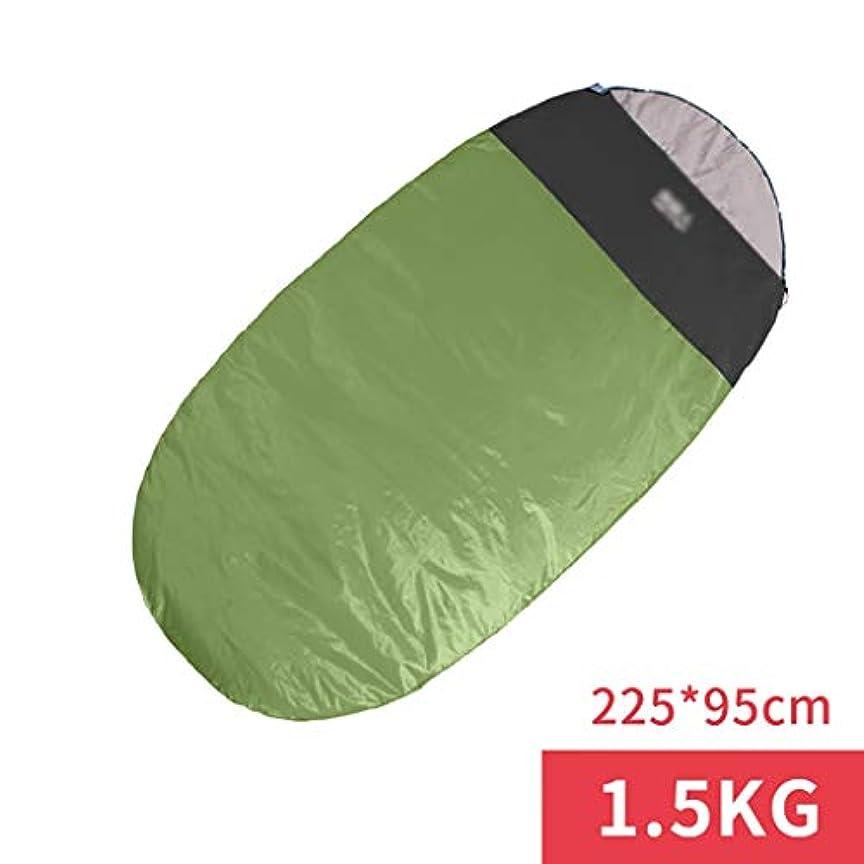 生産性コードレス積極的に屋外防寒シングルテント四季キャンプ大人のポータブル旅行寝袋贈り物多くの色を持っています (色 : C1, サイズ さいず : 225*95CM)