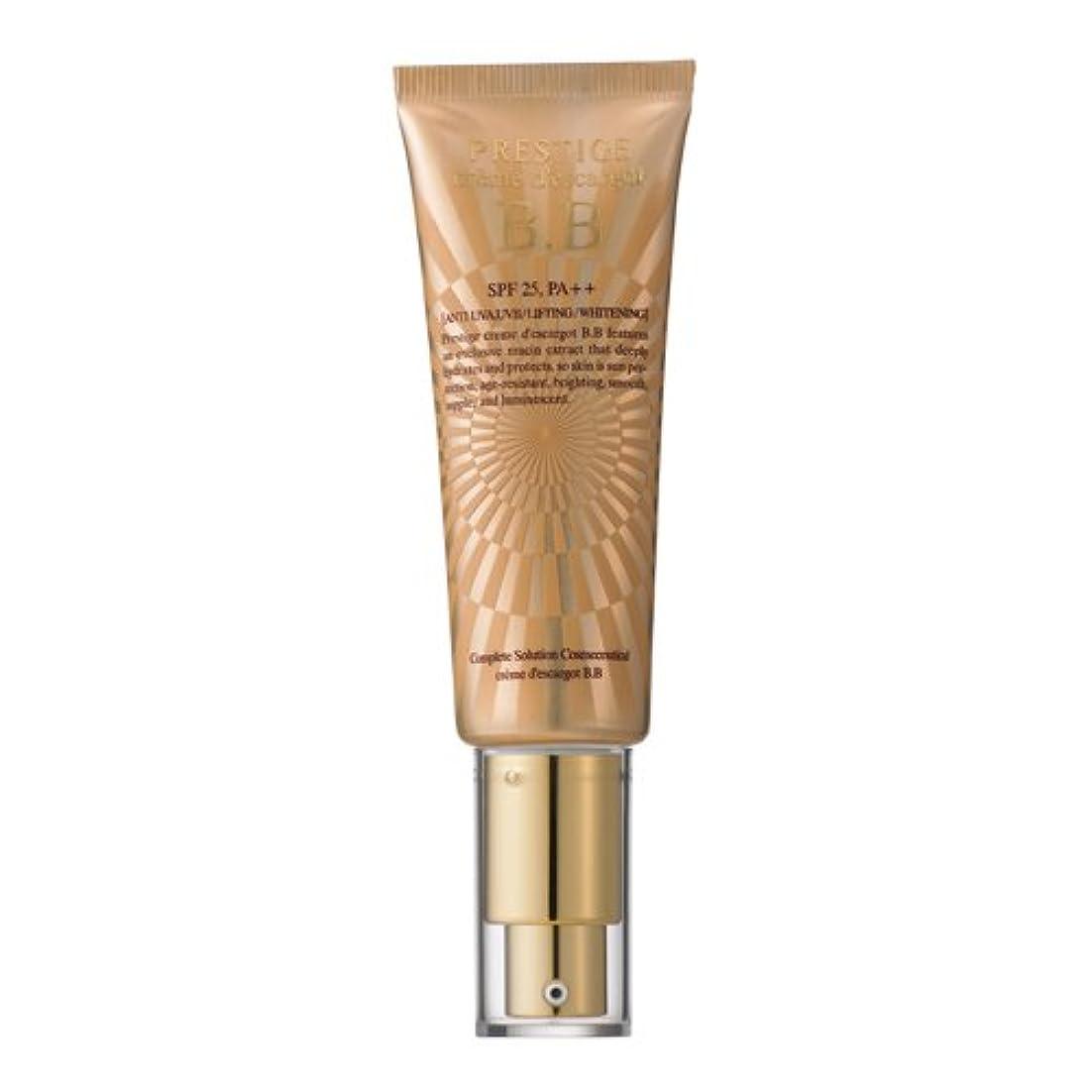 支出アマチュア密度It's skin(イッツスキン) かたつむり成分配合 プレステージ クリーム エスカルゴ BB SPF25 PA++ EGF 50ml