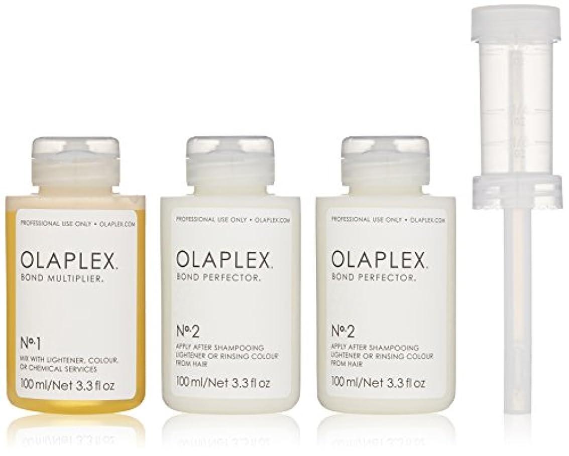 先ましい北へOlaplex Traveling Stylist Kit for All Hair Types kit [海外直送品] [並行輸入品]
