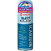虫よけキンチョール DF(ディートフリー) パウダーイン 無香料 200ml イカリジン