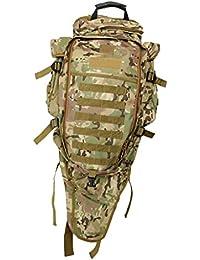 Fenteer リュック バックパック マルチポケット 狩猟  戦術的 高密度 防水 屋外 野外 実用 3色選べ