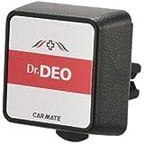 カーメイト 車用 除菌消臭剤 ドクターデオ Dr.DEO エアコン取付 無香 安定化二酸化塩素 8g D227