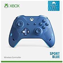 Xbox ワイヤレス コントローラー (スポーツ ブルー)