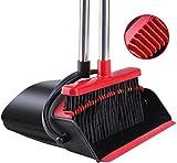 掃除セット ほうき&ちりとりセット 収納に便利 掃除道具 掃き掃除 室内 玄関 ホーム 美容室 ショップ最適 業務用