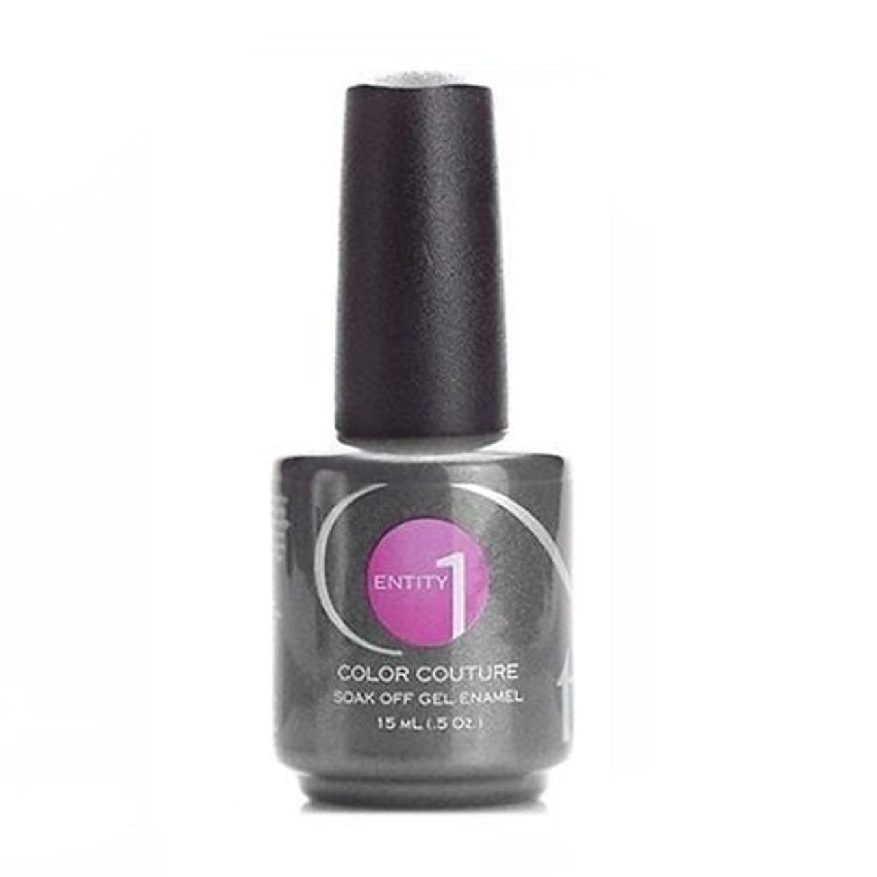 パートナー二層密Entity One Color Couture Gel Polish - Sweet Chic - 0.5oz / 15ml